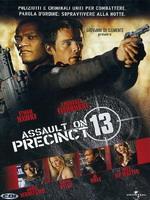 copertina di Assault on precinct 13