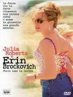 copertina di Erin Brockovich - Forte come la verità