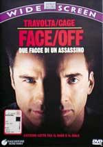 copertina di Face/Off - Due facce di un assassino