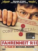 copertina di Fahrenheit 9/11