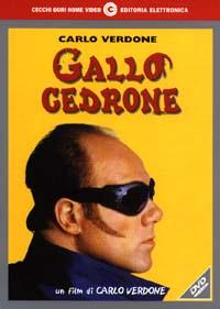 copertina di Gallo Cedrone