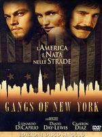 copertina di Gangs of New York