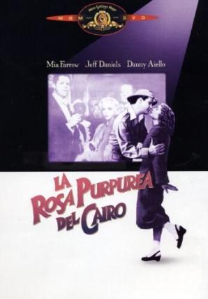 copertina di Rosa purpurea del Cairo, La