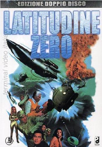copertina di Latitudine Zero - Edizione Doppio Disco