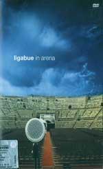 copertina di Ligabue in arena