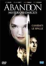 copertina di Abandon - Misteriosi Omicidi