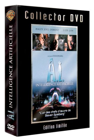 copertina di A.I. Intelligence Artificielle - Coffret Collector Limitée