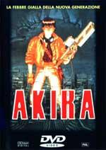 copertina di Akira