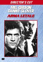 copertina di Arma letale - Director's Cut