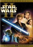 copertina di Star Wars - Episodio II - L'attacco dei cloni (2 DVD)
