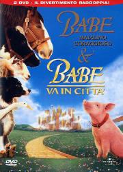 copertina di Babe maialino coraggioso & Babe va in città