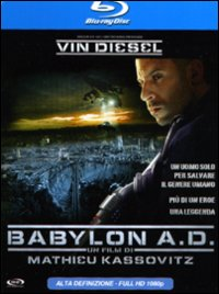copertina di Babylon A.D.