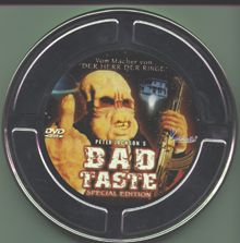 copertina di Bad Taste - Limited Edition