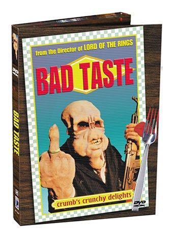 copertina di Bad Taste