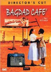 copertina di Bagdad Cafè