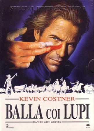 copertina di Balla coi lupi - Edizione Integrale