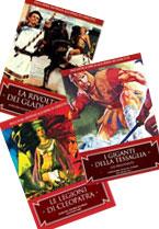 copertina di Peplum, dall'antica Grecia alla Roma di Cinecittà