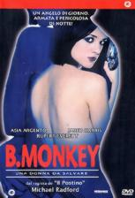 copertina di B. Monkey