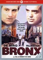 copertina di Bronx