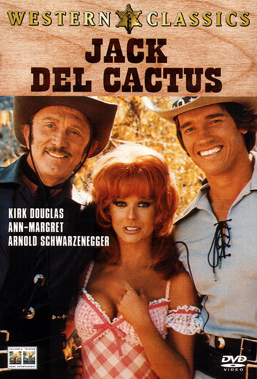 copertina di Jack Del Cactus