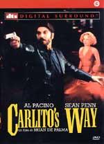 copertina di Carlito's Way