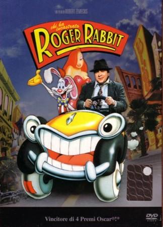 copertina di Chi ha incastrato Roger Rabbit
