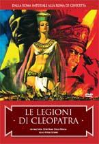 copertina di Legioni di Cleopatra, Le