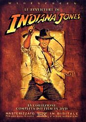copertina di Avventure di Indiana Jones, Le