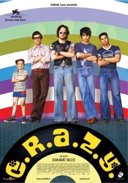 copertina di C.R.A.Z.Y.