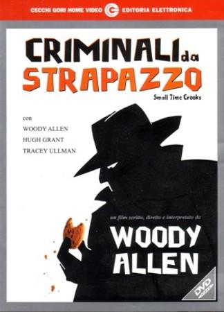 copertina di Criminali da strapazzo
