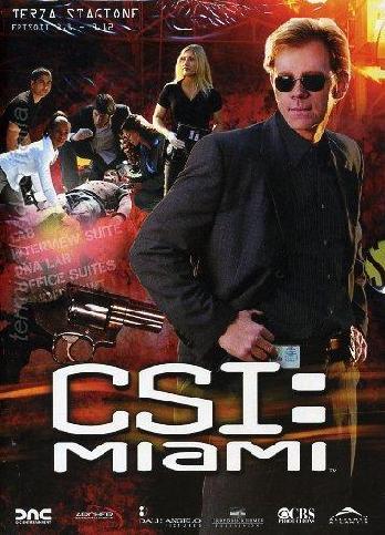 copertina di C.S.I. MIAMI - Stagione 3 Episodi 1-12