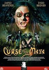 copertina di Curse of the Maya