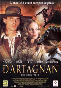 copertina di D'Artagnan