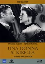 copertina di Donna si ribella, Una