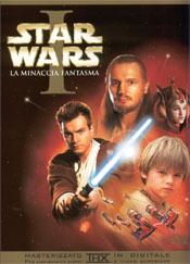 copertina di Star Wars - Episodio I - La minaccia fantasma (2 DVD)