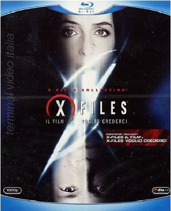 copertina di X-Files Collection