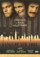 copertina di Gangs of New York (ed. speciale)