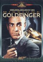 copertina di 007 - Missione Goldfinger - Edizione Speciale