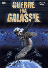 copertina di Guerre Fra Galassie - Vol. 1
