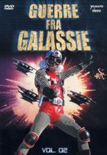 copertina di Guerre Fra Galassie - Vol. 2