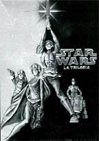 copertina di Star Wars - La trilogia