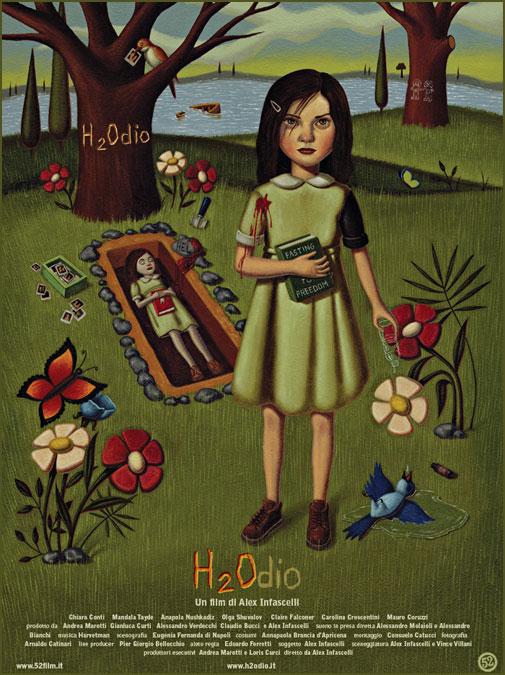 copertina di H2Odio