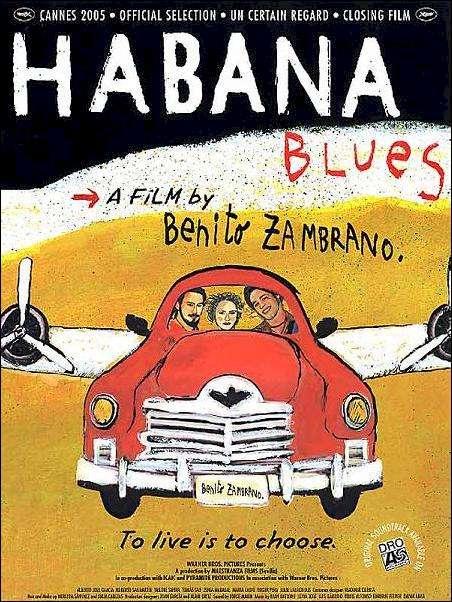 copertina di Habana Blues