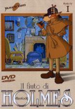 copertina di Fiuto di Sherlock Holmes, Il - Volume 01