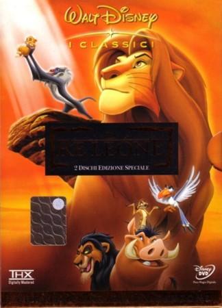 copertina di Re leone, Il