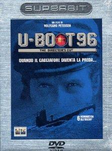 copertina di U-Boot 96 - The Director's Cut - Superbit