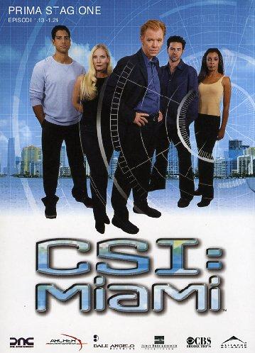 copertina di C.S.I. MIAMI - Stagione 1 Episodi 13-24