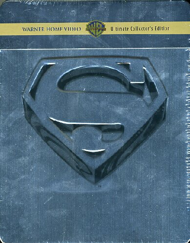 copertina di Superman Ultimate Collection