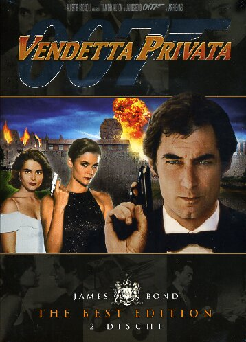 copertina di 007 - Vendetta Privata - The Best Edition