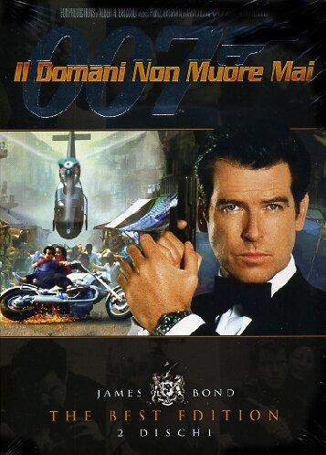 copertina di 007 - Il domani non muore mai - The Best Edition